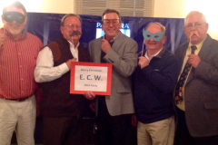 ECW Christmas Party 2014