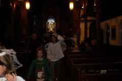 2010 Christmas Pageant Photos