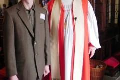 Bishop's Visit January 8, 2012