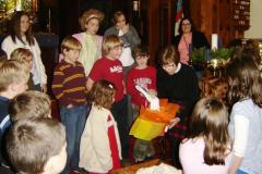 Children's Institution Gift Presentation