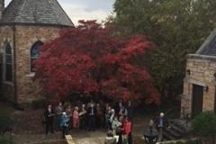 Dedication of The Ben Turner Howell Prayer Garden