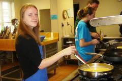E.Y.C. Cooks & Serves 5th Sunday Breakfast