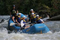 EYC Rafting Trip