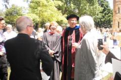 The Rev. Dr. Lee F. Shafer