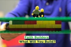 Faith Builders - Lego Bible Story Class