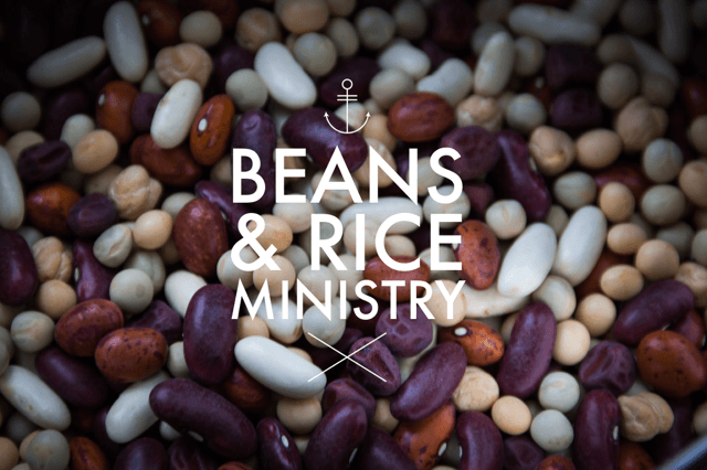 Beans & Rice Ministry Distribution