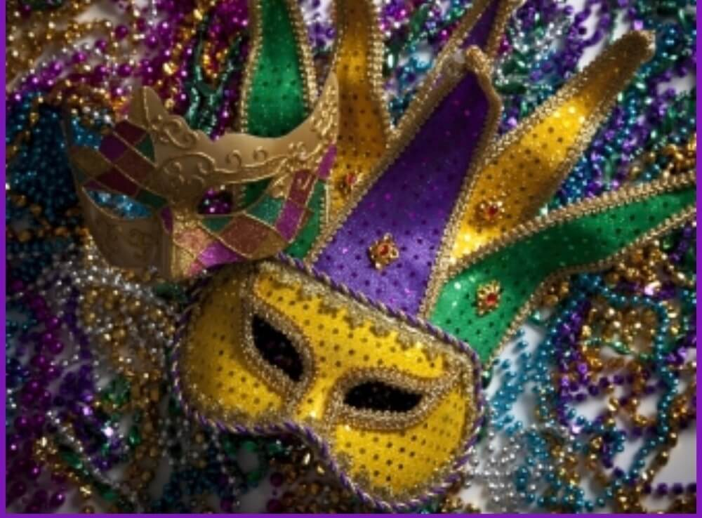 Mardi Grits is Tuesday, March 5 at 6:00 PM