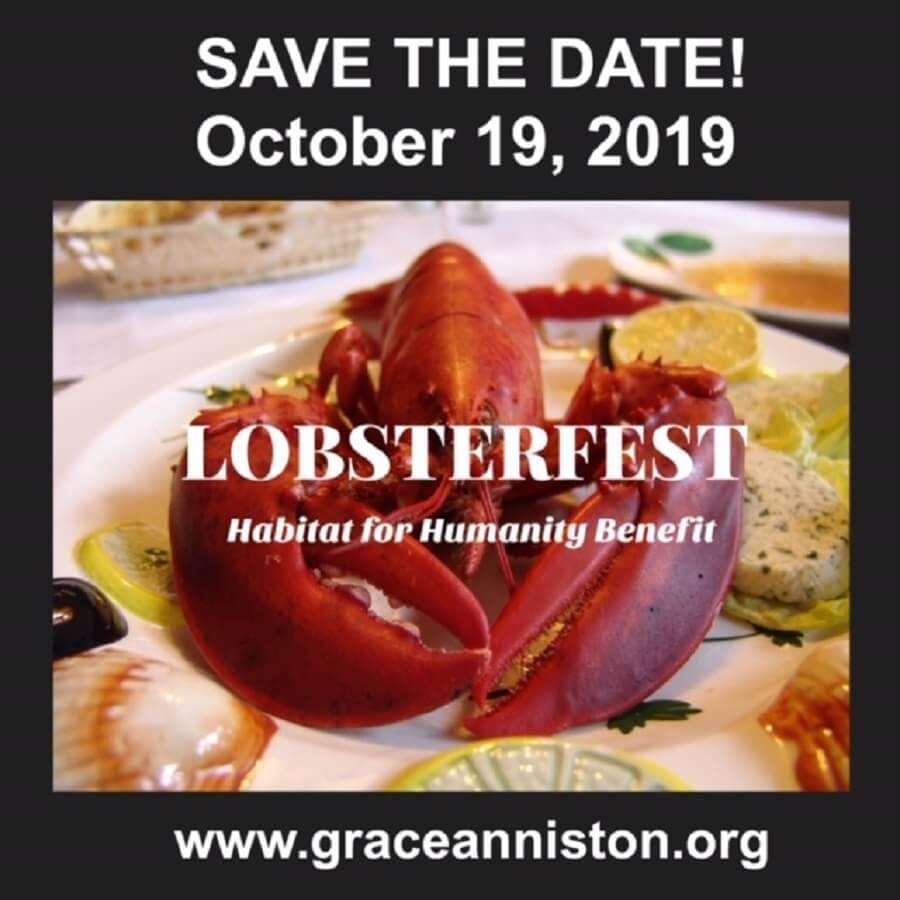 LOBSTERFEST is October 19