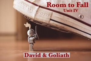 Room to Fall - David & Goliath