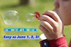 VBS Summer Faith & Fun