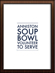 Anniston Soup Bowl Volunteer Opportunity