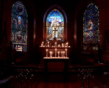 All Souls' Worship Service Photo