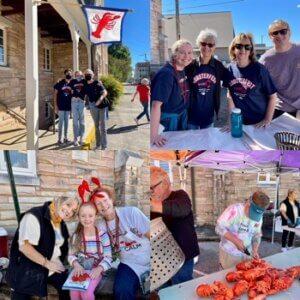 Lobsterfest Volunteers 2021